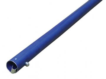 Aluminium Snap Fitting Handle Extension Pole - 1830mm long 35mm dia